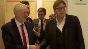 Buckby on Brexit: Corbyn Meets EU Leaders to Propose Staying in Customs Union